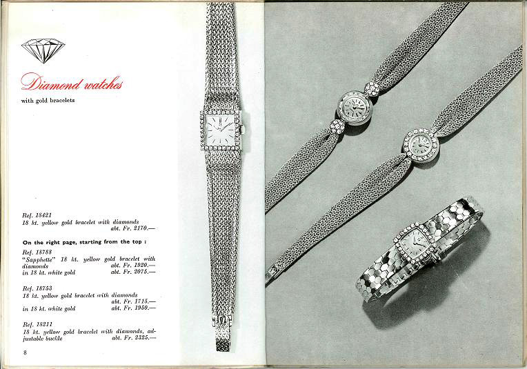Anciennes Montres Omega