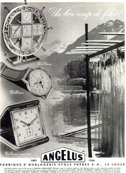 Other Breweriana Bright A Collectibles Publicité Advertising 1951 Les Montres Doxa
