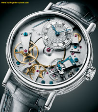 la tradition Breguet
