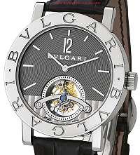 62ae528f787 Les nouveautés 2004 de la marque d horlogerie Bulgari