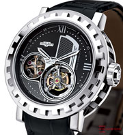 tourbillon force constante