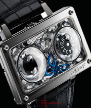 MB&F only watch