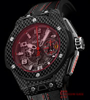 Big Bang Ferrari « Carbon Red Magic »