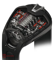 Hublot Masterpiece MP-05 «LaFerrari»