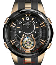 perrelet Tourbillon volant automatique