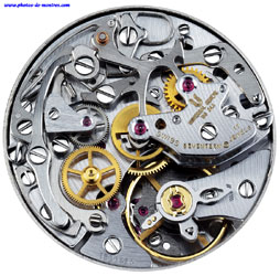 mouvement chronographe