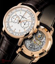 Patrimony Traditionnelle Chronographe